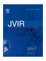 JVIR journal of vascular interventional radiology