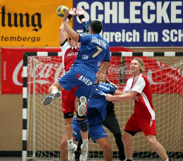 traumatismes au handball