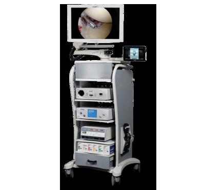 Arthroscopie, une technique chirurgicale utilisée pour soigner les lésions à l'intérieur d'une articulation