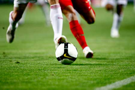 blessures liées au football