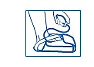 Utiliser le chausson de cryothérapie hallux valgus Igloo® : étape 5