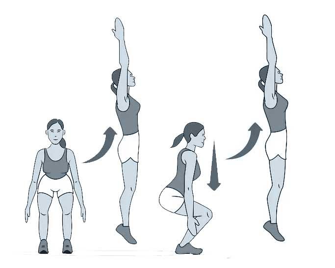 exercices pliométriques
