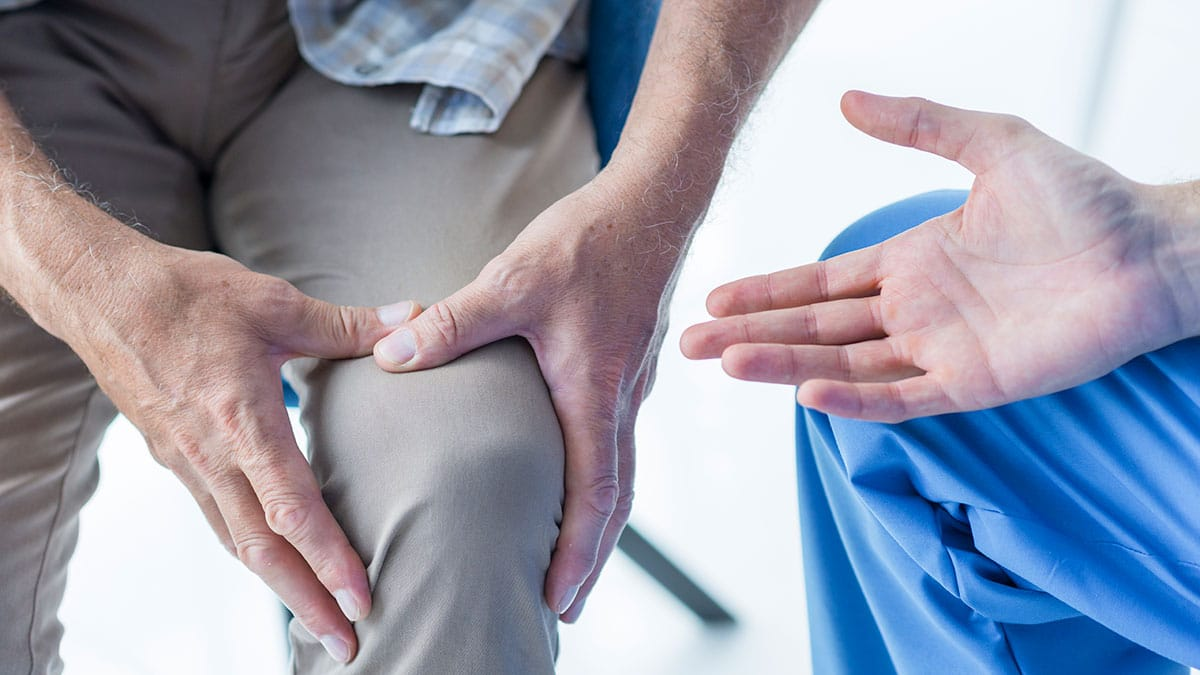 questions sur l'opération du genou