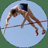 athlétisme : saut à la perche