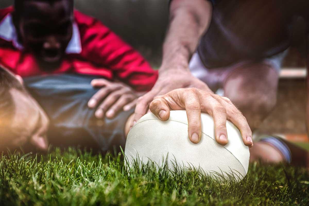 rugby : blessures à la main et au poignet