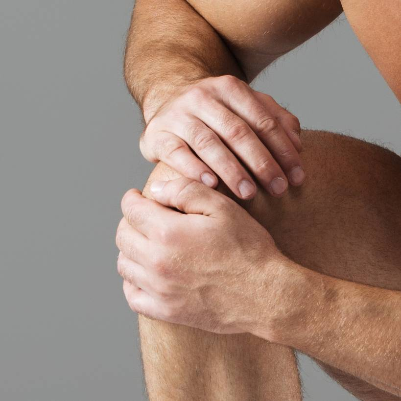 sport : douleurs du genou