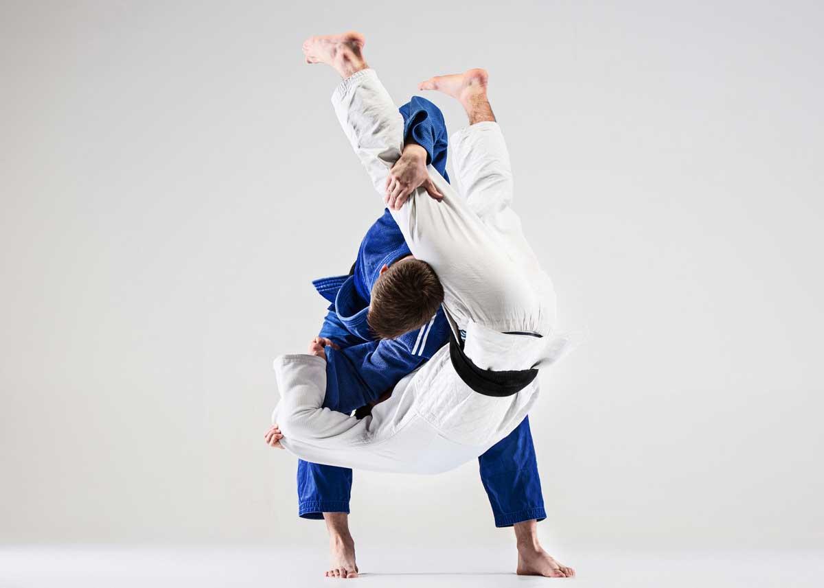 Une mauvaise technique de chute est la cause la plus fréquente des traumatismes du Judo