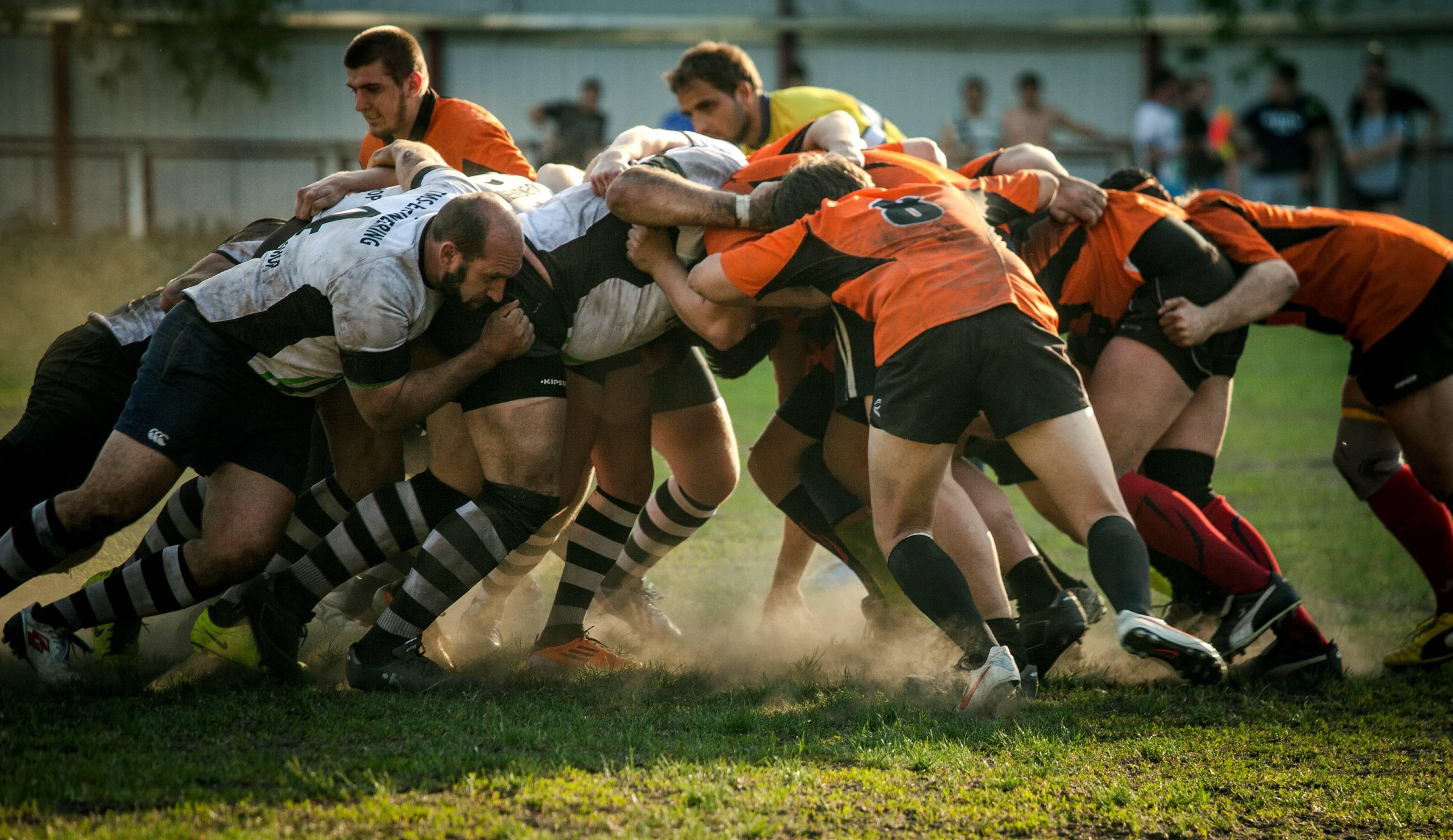 Blessures des membres supérieurs au rugby