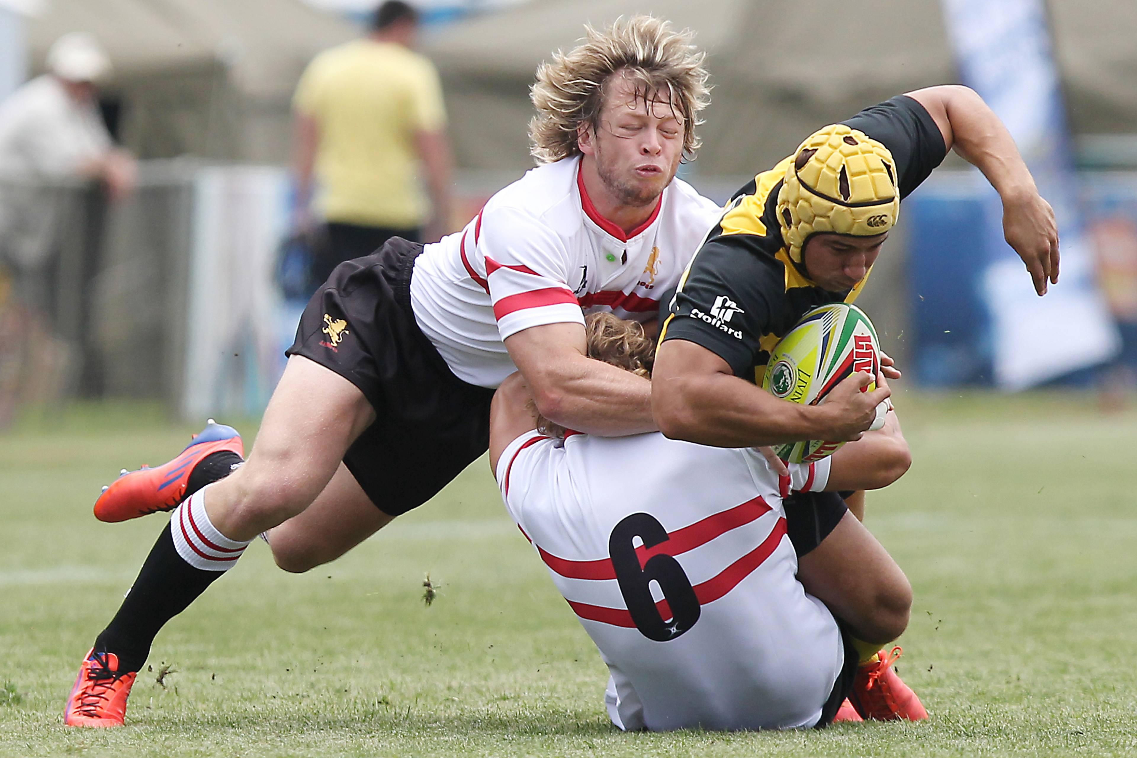 rugby : blessures de l'épaule