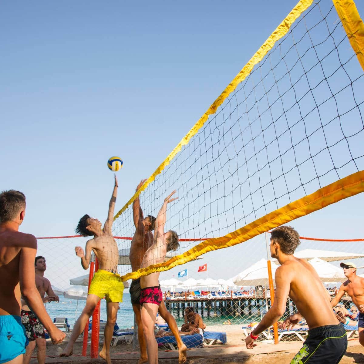volleyball : l'attaque